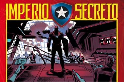 Imperio Secreto - Impresiones de un traidor