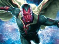 Visión en Vengadores 4