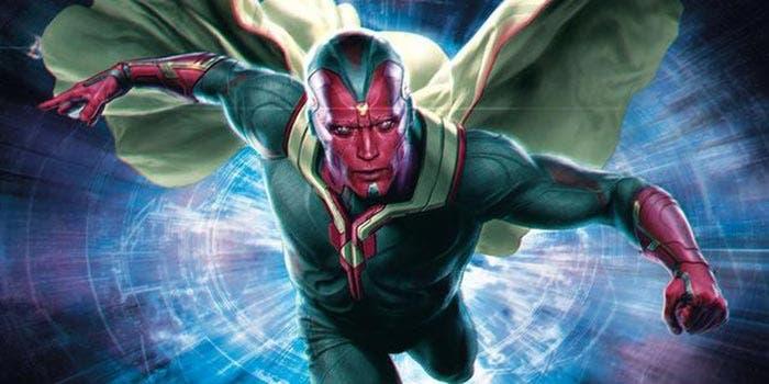 Vision en Vengadores 4