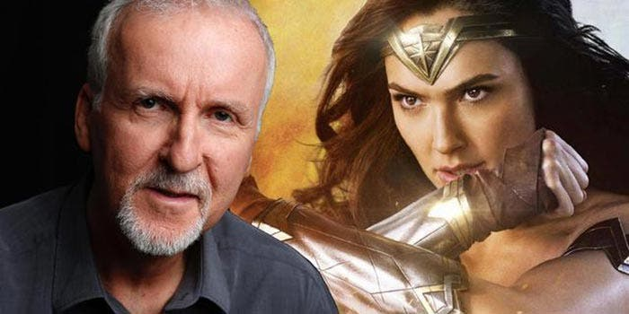 James Cameron contra Wonder Woman