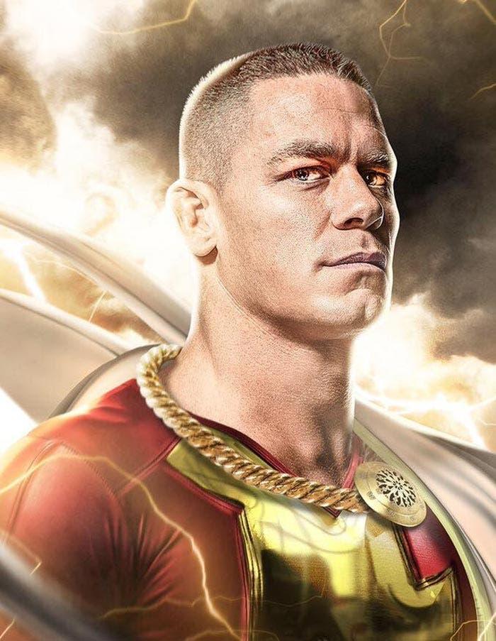 John Cena en Shazam