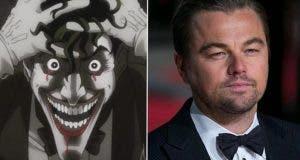 Leonardo DiCaprio en The Joker