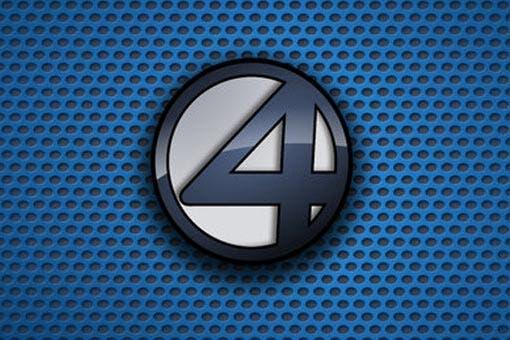Logo de los 4 Fantásticos (Marvel)