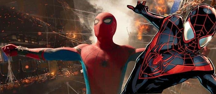 Miles Morales en Spider-Man: Homecoming (2017)