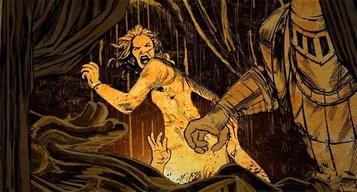 Muerte del príncipe Aegon VI - Juego de Tronos
