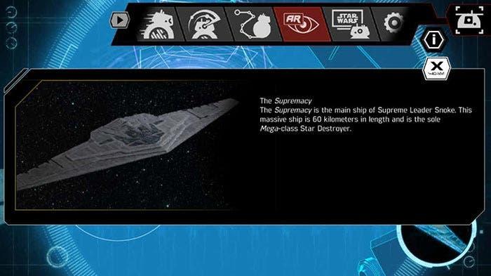 Estrella de la Muerte - Star Wars: Los Últimos Jedi