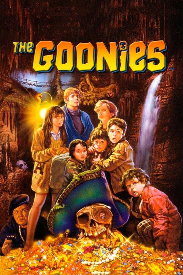 Póster de Los Goonies (1985)