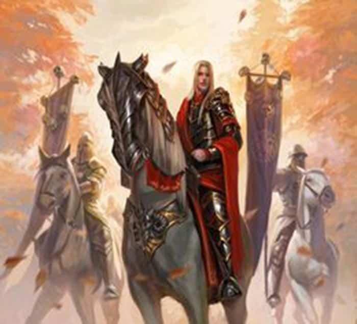 El príncipe Aegon VI - Juego de Tronos