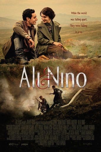 Póster de Ali and Nino