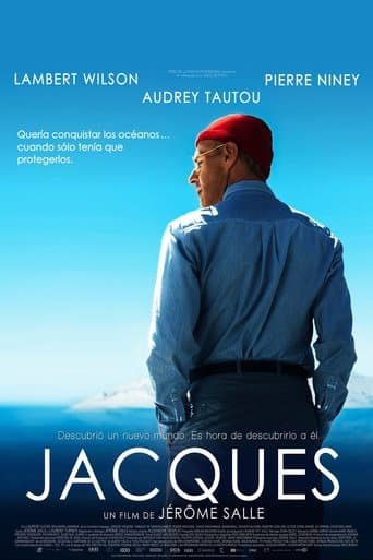 "Poster for the movie ""Jacques"""