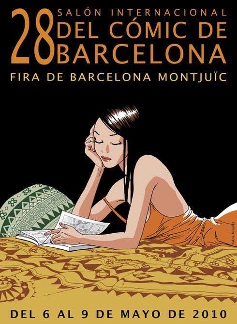 salon del comic de barcelona