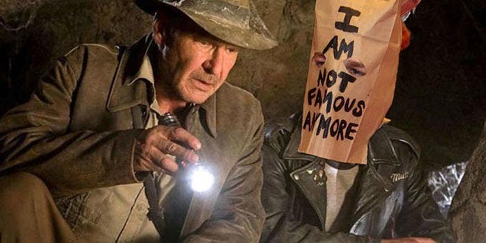 Shia LaBeouf no saldrá en Indiana Jones 5