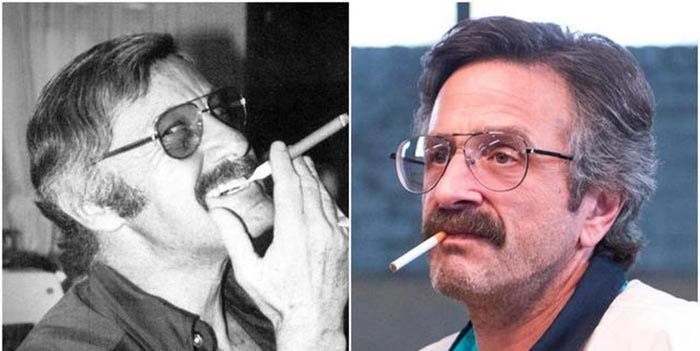Stan Lee vs Marc Maron