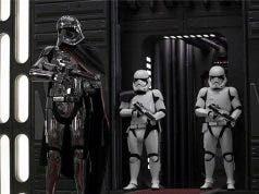 Star Wars: Los Últimos Jedi - Capitana Phasma