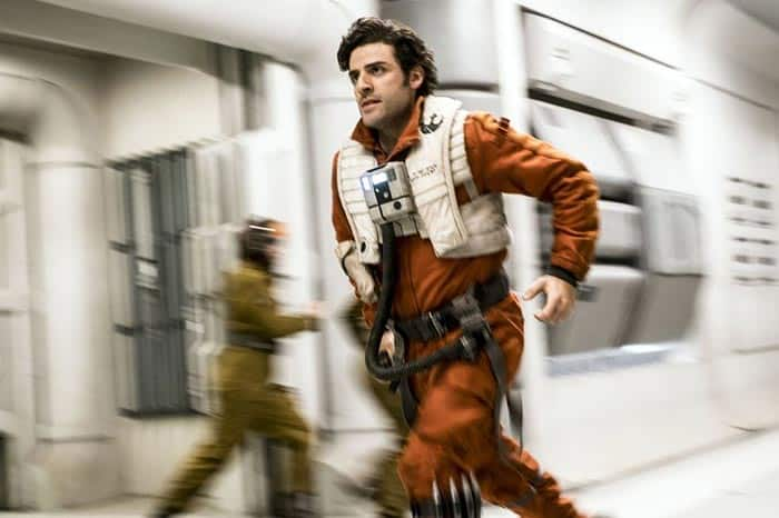 Poe Dameron en Star Wars 9