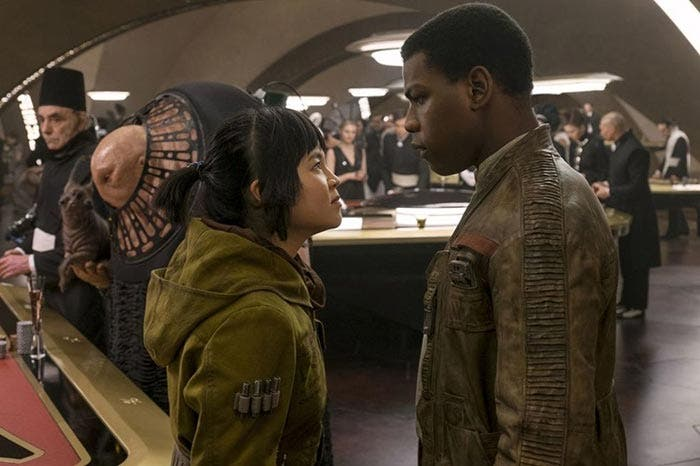 Star Wars: Los Últimos Jedi - Finn y Rose