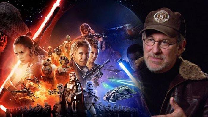 Steven Spielberg en Star Wars: Episodio IX