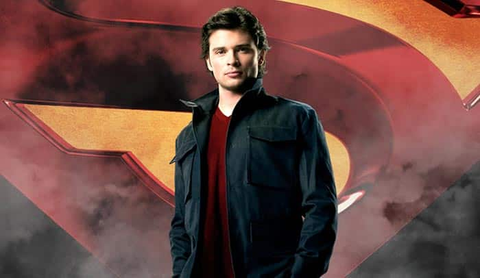 Superman de Smallville (Tom Welling) se une a The Flash
