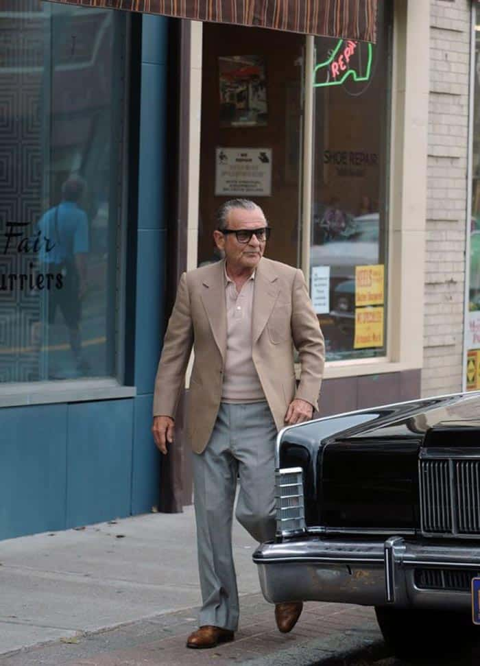 The Irishman - Martin Scorsese