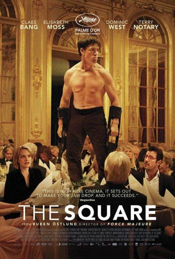 Póster de The Square