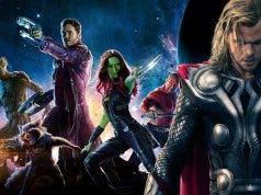 Thor y Guardianes de la Galaxia