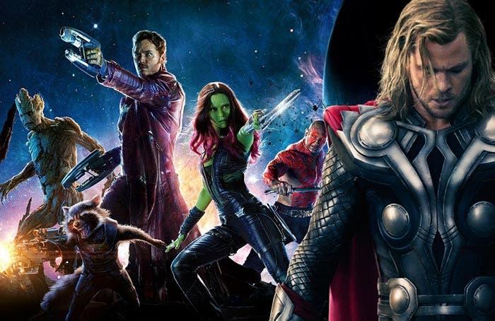 Las visiones de Thor en Vengadores: Infinity War (2018)