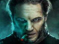 Tom Hardy como Lobezno (Wolverine)