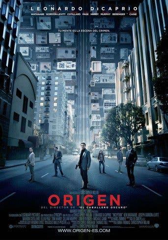 "Poster for the movie ""Origen"""