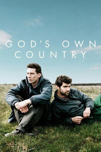 "Poster for the movie ""God's Own Country"""
