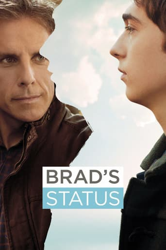 "Poster for the movie ""Brad's Status"""