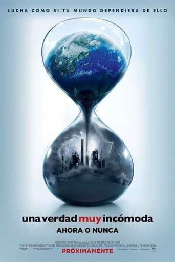 """Poster for the movie """"Una verdad muy incómoda: Ahora o nunca"""""""