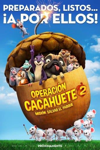 Operación Cacahuete 2: Misión salvar el parque