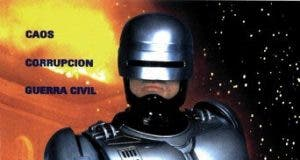 """Poster for the movie """"RoboCop 3"""""""