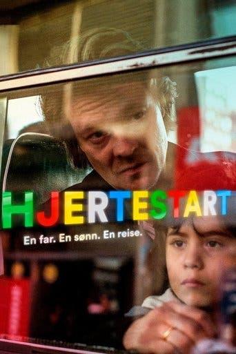"""Poster for the movie """"Hjertestart"""""""