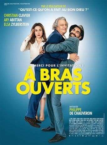 "Poster for the movie ""Brazos abiertos"""