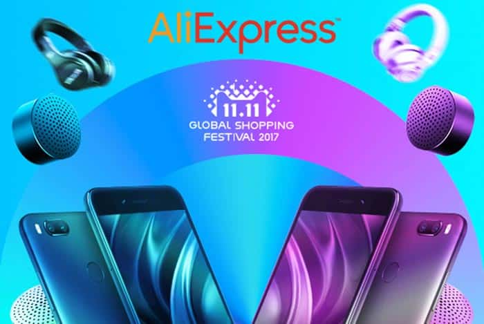 11 noviembre AliExpress