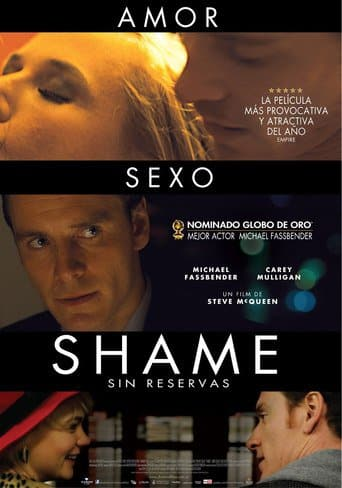 "Poster for the movie ""Shame"""