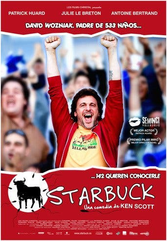 "Poster for the movie ""Starbuck"""