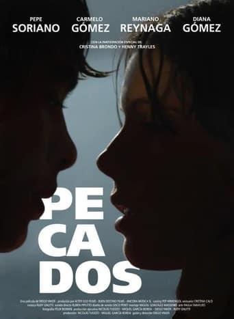 "Poster for the movie ""Pecados"""
