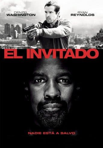 """Poster for the movie """"El invitado"""""""