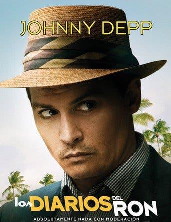"""Poster for the movie """"Los diarios del ron"""""""