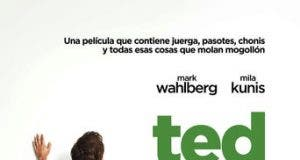 """Poster for the movie """"Ted"""""""