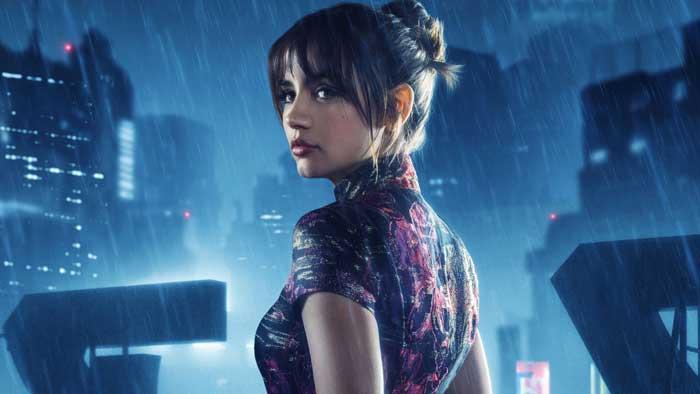 Ana de Armas Blade Runner