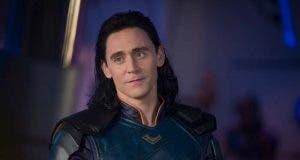 Loki en Marvel Thor: ragnarok