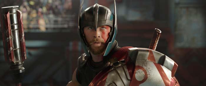 Thor Ragnarok de Marvel Studios
