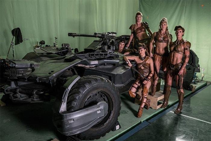 Amazonas en la Liga de la Justicia (2017)