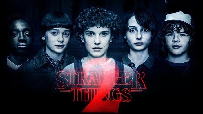 Stranger Things 2 (Netflix)