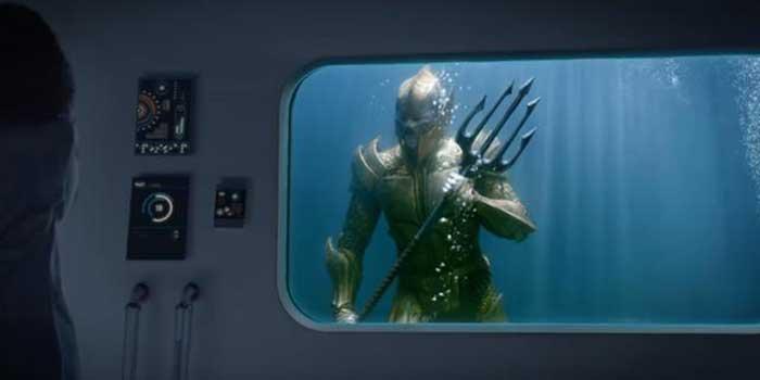 Atlantis Liga de la Justicia
