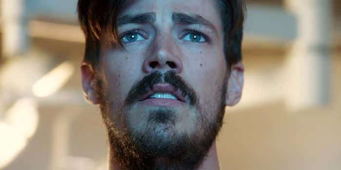 Grant Gustin, protagonista de The Flash (CW)