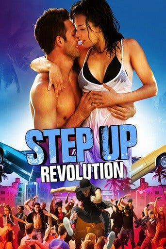 "Poster for the movie ""Step Up Revolution"""